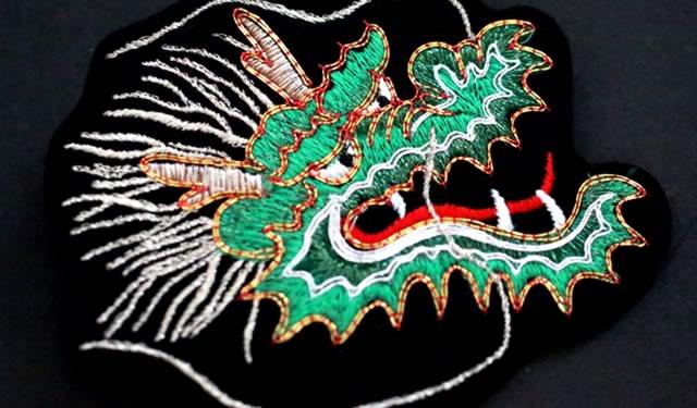 駒刺繍イメージ